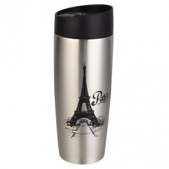 """Термокружка вакуумная 400мл Alpenkok AK-04017A """"Paris"""""""
